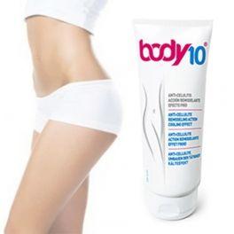 Crema Anticelulítica Body10 200 ml