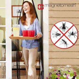 Cortina Magnética Anti Insectos magnética