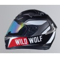 Casco de carbono replica Wild Wolf