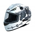 Casco de moto integral shiro 712 rock