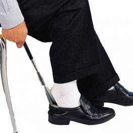 Calzador de Zapatos Metálico Extensible